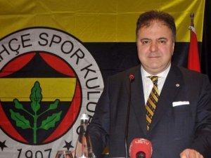 Aziz Yıldırım'ın seçimdeki ilk rakibi Murat Çelikel