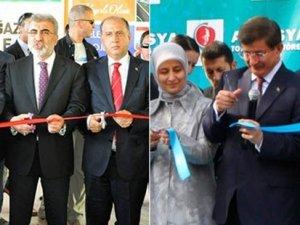 Aynı tesise 7 yılda 5'inci açılış töreni!