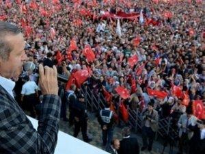 Erdoğan: Projenin temelini bizzat ben hazırlattım