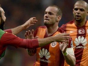 Galatasaray şampiyonluğa daha yakın