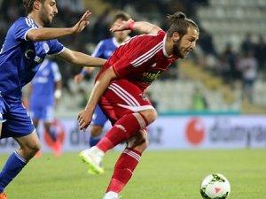 Sivasspor ve Kasımpaşaspor berabere kaldı