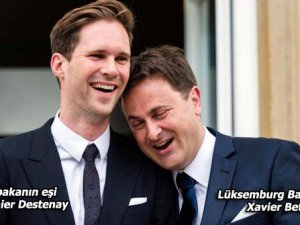 Eşcinsel evlilik yapan AB Lideri Bakanı