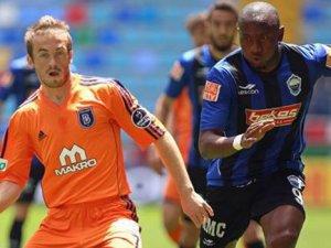 SAİ Erciyesspor 0-1 Başakşehirspor