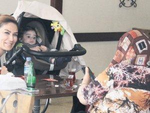 İşte Emrah'ın bebeği 'Elyesa'!