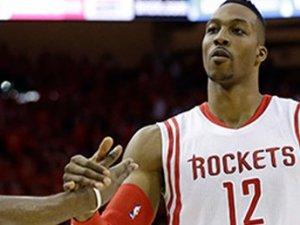 Houston Rockets konferans finalinde!