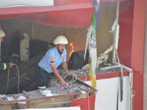 HDP saldırılarına ilk tepki CHP'den geldi