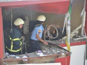 HDP'den patlamayla ilgili ilk tepki