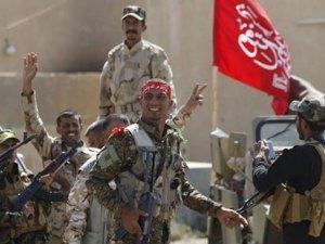 Şii milisler IŞİD'in kontrolü ele geçirdiği Ramadi'ye gidiyor