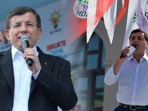 AKP ve HDP'nin miting krizi çözüldü