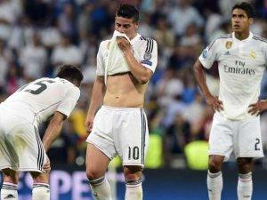 Real Madrid için ters giden neydi?