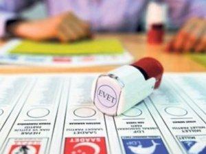 Kararsızlar için oy verme testi