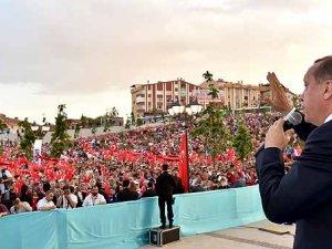 Seçim Kurulu'ndan Erdoğan'a meydan şoku