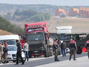 MİT TIR'ları soruşturmasında gözaltına alınan askerler: TIR'larda mühimmat vardı