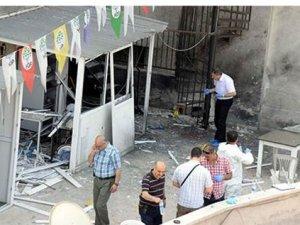 HDP'ye bombalı saldırının faili tespit edildi