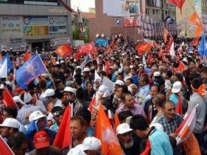 Manisa'daki madencileri zorla AKP mitingine götürecekler