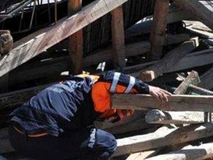 Baraj inşaatında göçük oluştu: 3 işçi göçük altında
