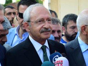 Kılıçdaroğlu'ndan Davutoğlu'na proje cevabı