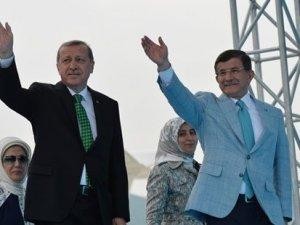 Davutoğlu ve Erdoğan, Karadeniz'de biraraya geldi