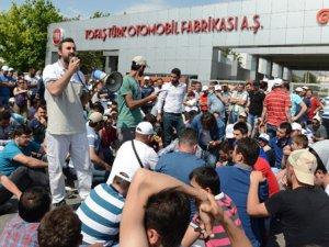 """TOFAŞ'tan işçilere rest: """"Yolları ayıracağız"""""""
