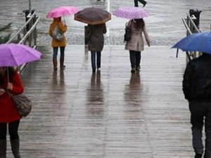 Meteoroloji'den Doğu'ya kuvvetli yağış uyarısı
