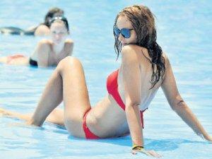 Antalya'da turizm şoku