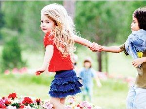 Çiçek Festivali çocuklarla başladı