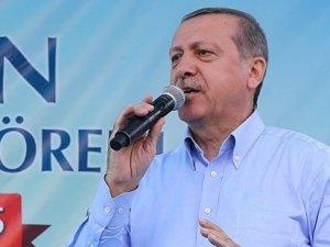 Cumhurbaşkanı Erdoğan'dan Adana açıklaması