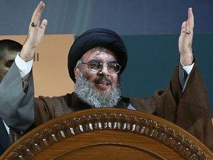 Nasrallah'tan 'seferberlik' açıklaması