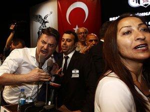 Beşiktaş'ıon olaylı kongresinde bir delege hayatını kaybetti