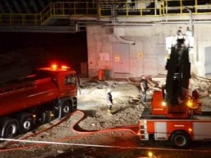 Ankara'da çimento fabrikasında patlama: 3 işçi öldü