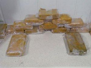 Ambarlı Limanı'nda uyuşturucu operasyonu: 110 kg kokain ele geçirildi