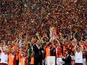 Galatasaray şampiyon oldu! 4 yıldızı takan ilk takım: Galatasaray