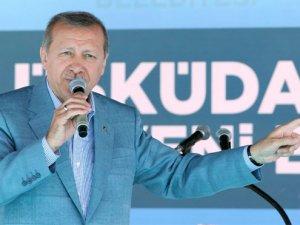 Cumhurbaşkanı Erdoğan Üsküdar'da konuştu: NY Times eleştirisini sürdürdü