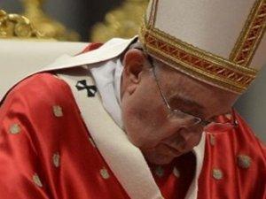 Papa 25 yıldır televizyon izlemediğini açıkladı