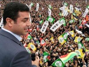 HDP'nin miting krizi çözüldü