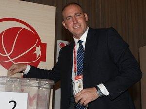 TBF'nin yeni başkanı Murat Erdenay oldu