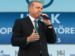 Cumhurbaşkanı Erdoğan, New York Times'ı bir kez daha eleştirdi