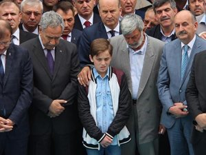 Öldürülen AKP'li başkan Cüneyt Yıldız bugün toprağa verildi