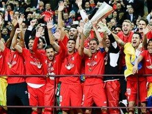 Avrupa Ligi'nin şampiyonu Sevilla oldu