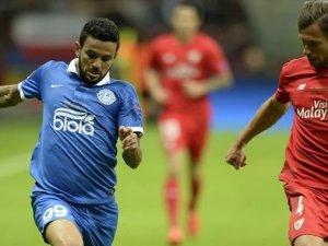 Dnipro 2-3 Sevilla