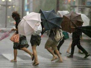 Meteoroloji'den Türkiye geneline yağış uyarısı