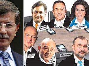 Davutoğlu iş dünyasıyla buluştu: Konu asgari ücretti