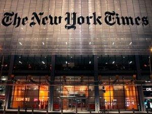 New York Times'tan Erdoğan'a cevap