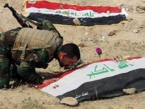 Tikrit'teki toplu mezar! 470 kişinin cesedine ulaşıldı