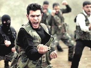 Suriyeli muhalifler Kırşehir'de eğitime başladı