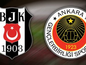 Beşiktaş ile Gençlerbirliği 84. randevuda