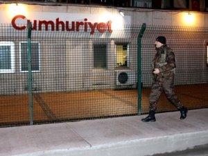'TIR haberi' nedeniyle Cumhuriyet'e 'terör' soruşturması