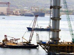İzmit Körfezi 31 Mayıs- 4 Haziran arasında gündüz gemi giriş çıkışına yasaklandı