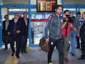 Galatasaray'a Trabzon'da büyük tepki!