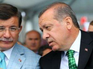 Erdoğan'dan Davutoğlu'na tavsiye: Kendini çok yoruyorsun